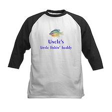 Uncles little fishin buddy Baseball Jersey
