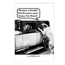 Gimme a break Postcards (Package of 8)