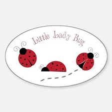 Little Lady Bug Stickers