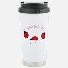 Little Lady Bug Travel Mug