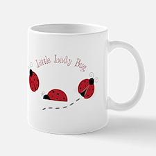 Little Lady Bug Mugs