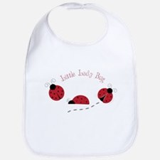 Little Lady Bug Bib