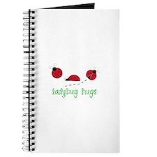 Ladybug Hug Journal