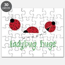 Ladybug Hug Puzzle