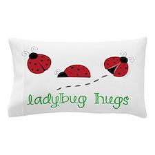 Ladybug Hug Pillow Case