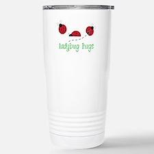 Ladybug Hug Travel Mug