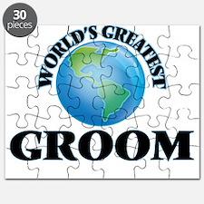 World's Greatest Groom Puzzle
