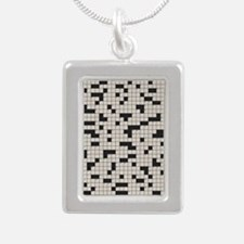 Crossword Necklaces