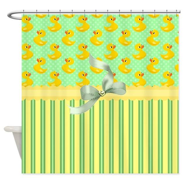 Rubber Ducky 39 S Shower Curtain By Alittlebitofthis1