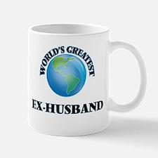 World's Greatest Ex-Husband Mugs