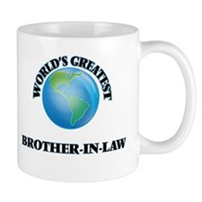 World's Greatest Brother-in-Law Mugs