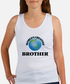 World's Greatest Brother Tank Top