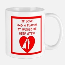 beef stew Mugs