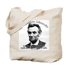 Abraham Lincoln 03 Tote Bag