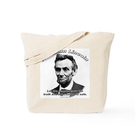 Abraham Lincoln 03 Tote Bag