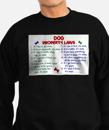 Dog Property Laws 2 Jumper Sweater