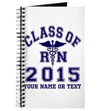 Class Of 2015 RN Journal