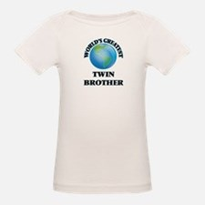 World's Greatest Twin Brother T-Shirt