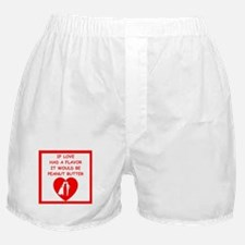 peanut butter lover Boxer Shorts