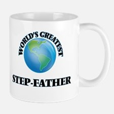 World's Greatest Step-Father Mugs