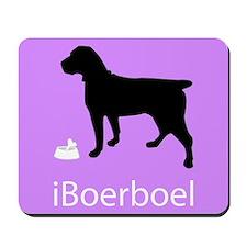 iBoerboel Mousepad
