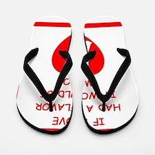 mayo Flip Flops