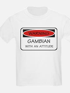 Attitude Gambian T-Shirt