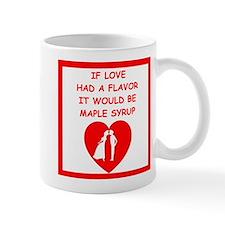 maple syrup Mugs