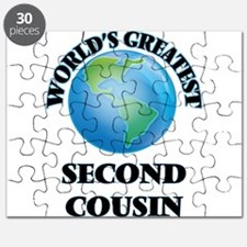World's Greatest Second Cousin Puzzle