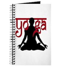 Yoga Lotus Pose Journal
