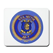 USS HECTOR Mousepad