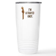 Unique Afraid of Travel Mug