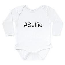 Hashtag Selfie Body Suit