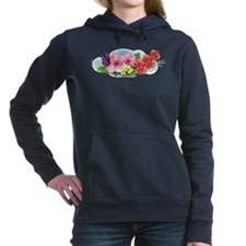 Tropical Banner Women's Hooded Sweatshirt