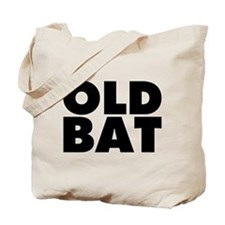Old Bat Tote Bag