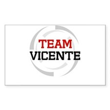 Vicente Rectangle Decal