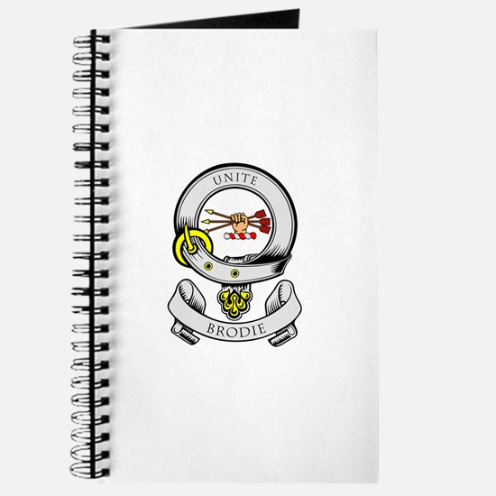 BRODIE Coat of Arms Journal