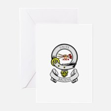 BRODIE Coat of Arms Greeting Cards (Pk of 10)