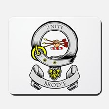 BRODIE Coat of Arms Mousepad
