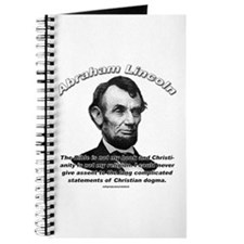 Abraham Lincoln 02 Journal