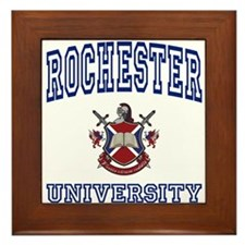 ROCHESTER University Framed Tile