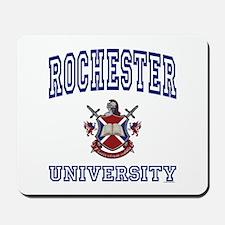 ROCHESTER University Mousepad