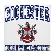 ROCHESTER University Tile Coaster