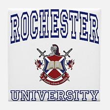 ROCHESTER University Tile Coaster