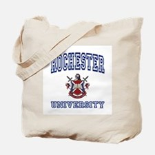 ROCHESTER University Tote Bag