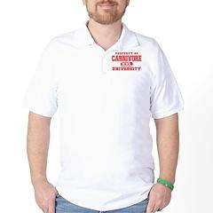 Carnivore U. Golf Shirt