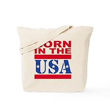Cool Proud american Tote Bag