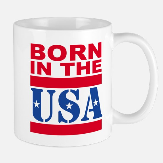Born in the USA Mugs