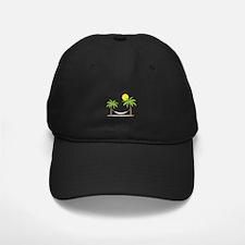 Hammock & Palms Baseball Hat