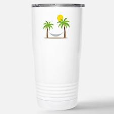 Hammock & Palms Travel Mug